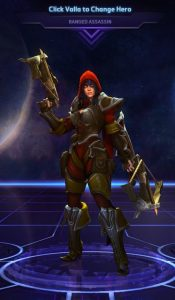 The Lore of Valla the Demon Hunter