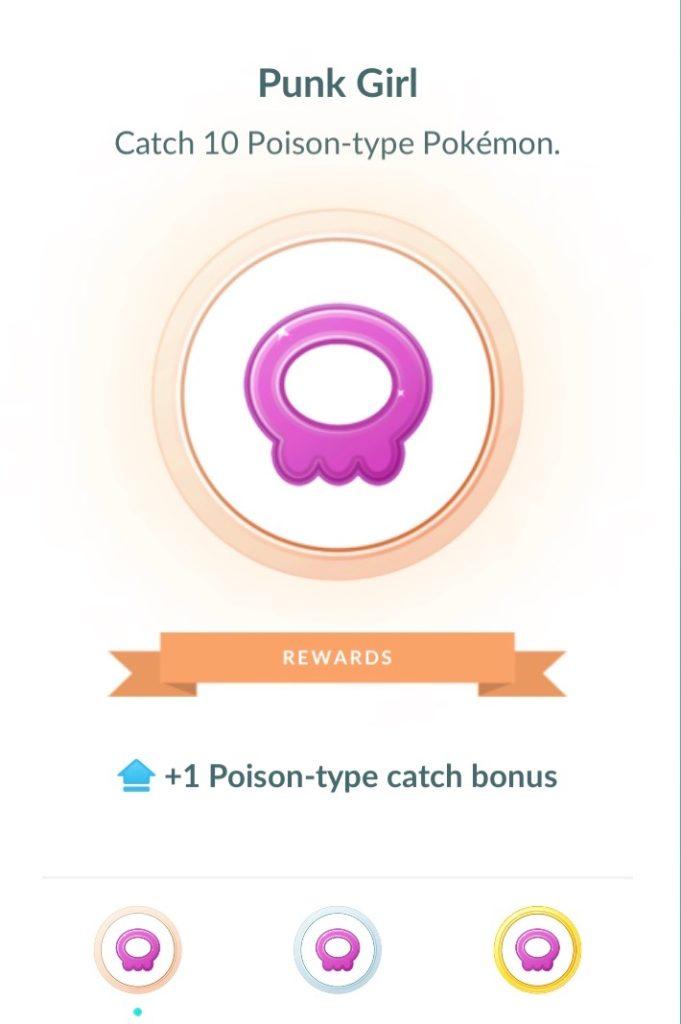 Pokémon GO: Medals – Book of Jen