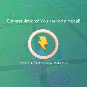 Pokémon GO: Medals