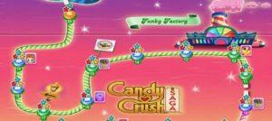 Candy Crush Saga: Dreamworld – Funky Factory