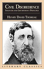 civil disobedience by henry david thoreau book of jen civil disobedience is an essay that is usually published inside a book that contains other writing by henry david thoreau the reason is because civil