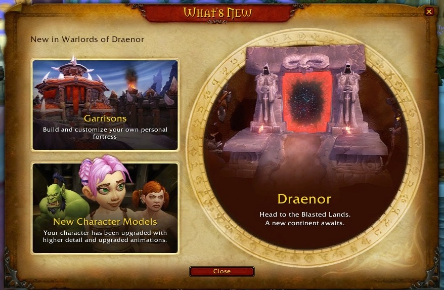Warlords of Draenor Beta – Pre Made Level 90 – Book of Jen