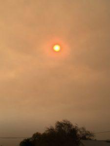 Smokey Sky