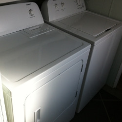 How a Washer and Dryer Changed Our Lives