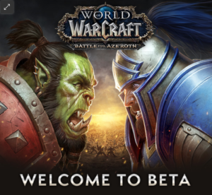 World of Warcraft: Battle for Azeroth Beta