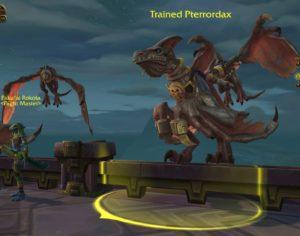 World of Warcraft: Battle for Azeroth Beta – Plenty of Dinosaurs