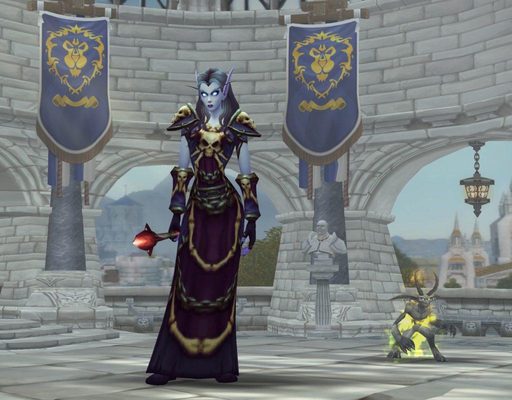 World of Warcraft Betas – Book of Jen
