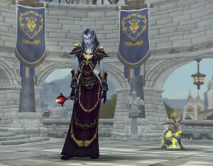 World of Warcraft: Battle for Azeroth Alpha
