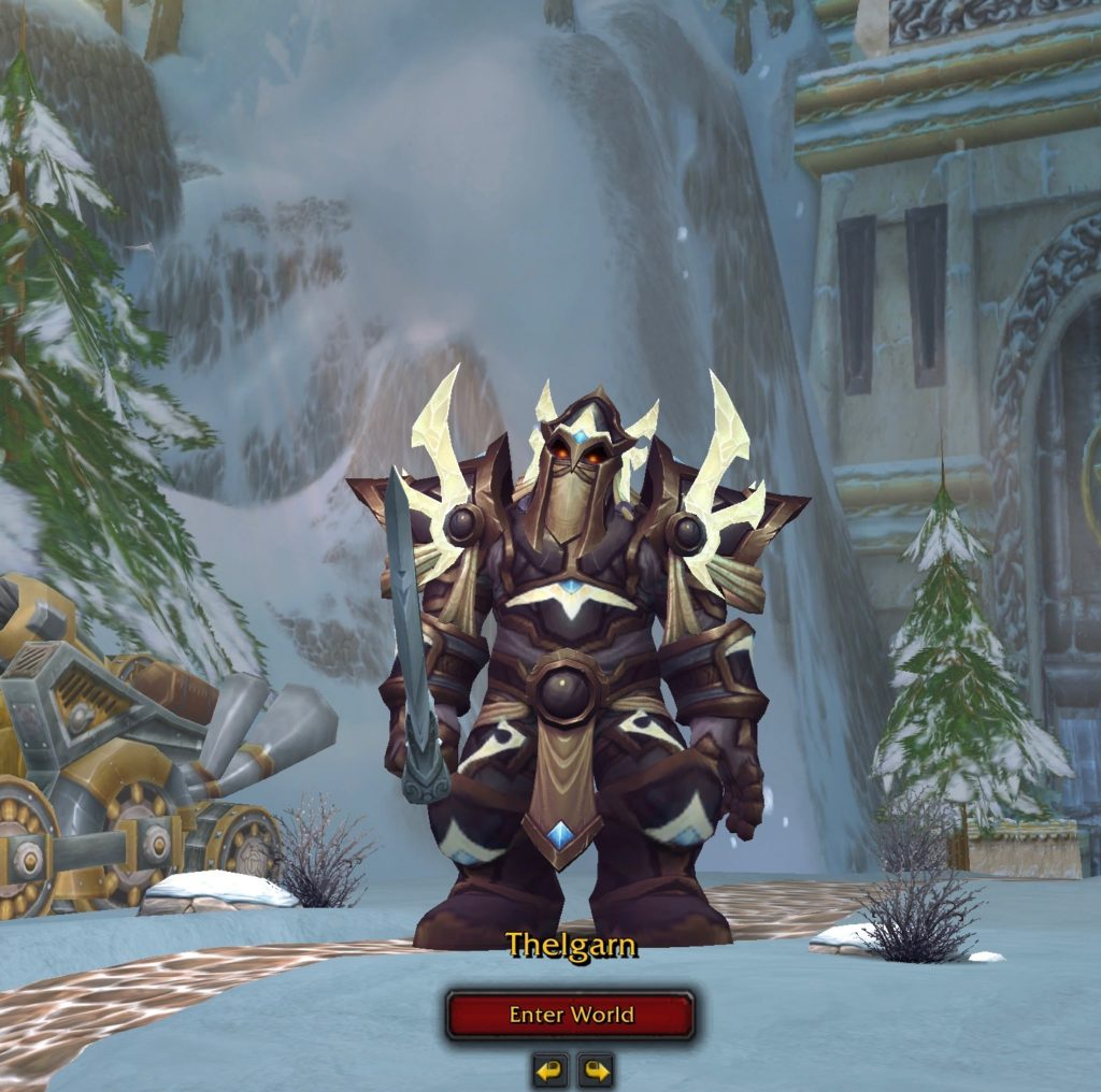 World of Warcraft: Battle for Azeroth – Alliance Side – Book