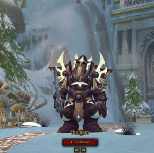World of Warcraft: Battle for Azeroth – Alliance Side