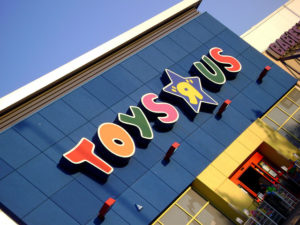 Memories of Toys R Us