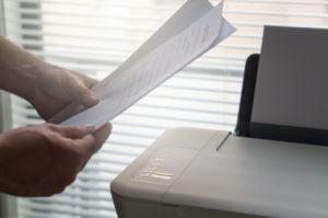 The Ominous Power of Paperwork