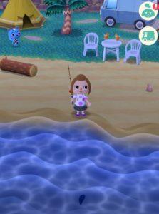 Animal Crossing Pocket Camp: Fishing
