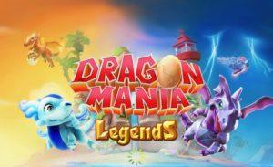 Dragon Mania Legends: Fire Dragon