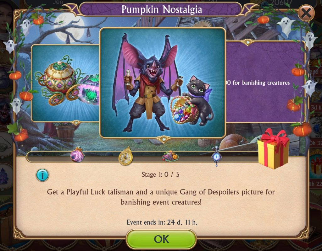 Seekers Notes Halloween Event 2020 Seekers Notes: Gang of Despoilers – Book of Jen