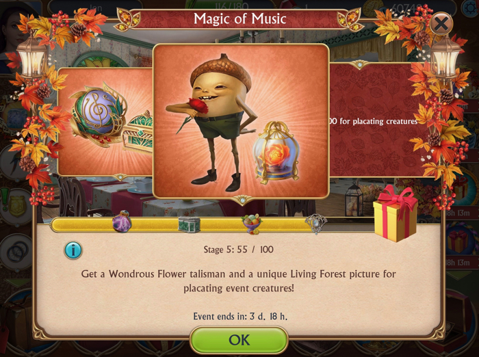 Seekers Notes: Magic of Music Creatures – Book of Jen