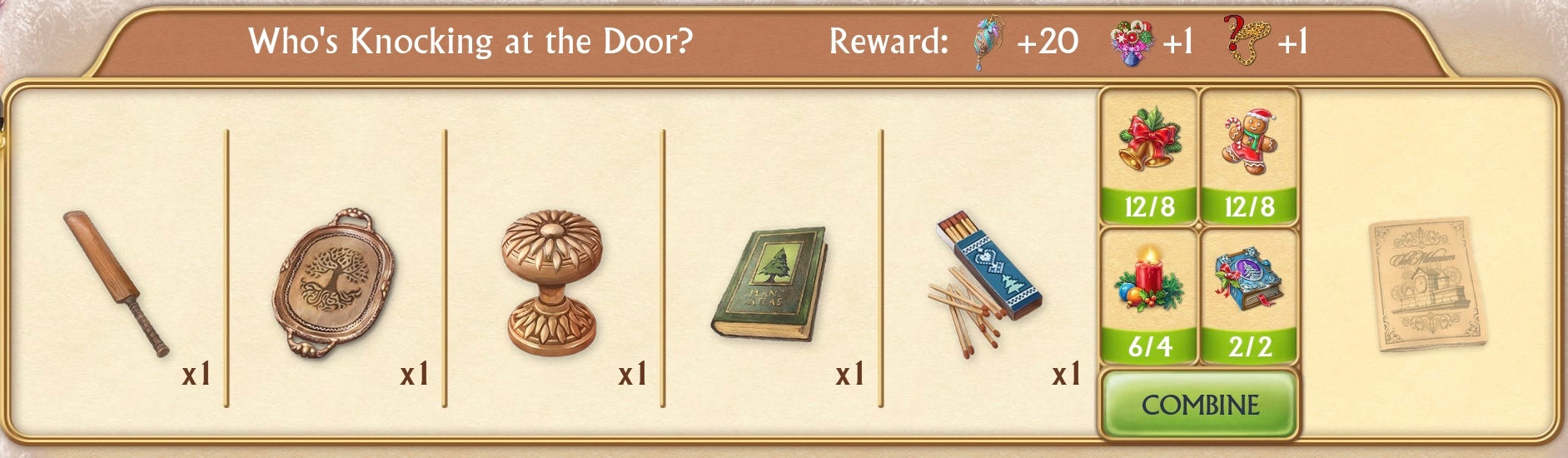 Seekers Notes: Who's Knocking at the Door Collection – Book