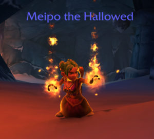 Meipo the Mage