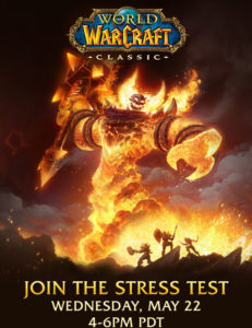 What the WoW Classic Stress Test was Like
