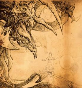 Anu and The Dragon