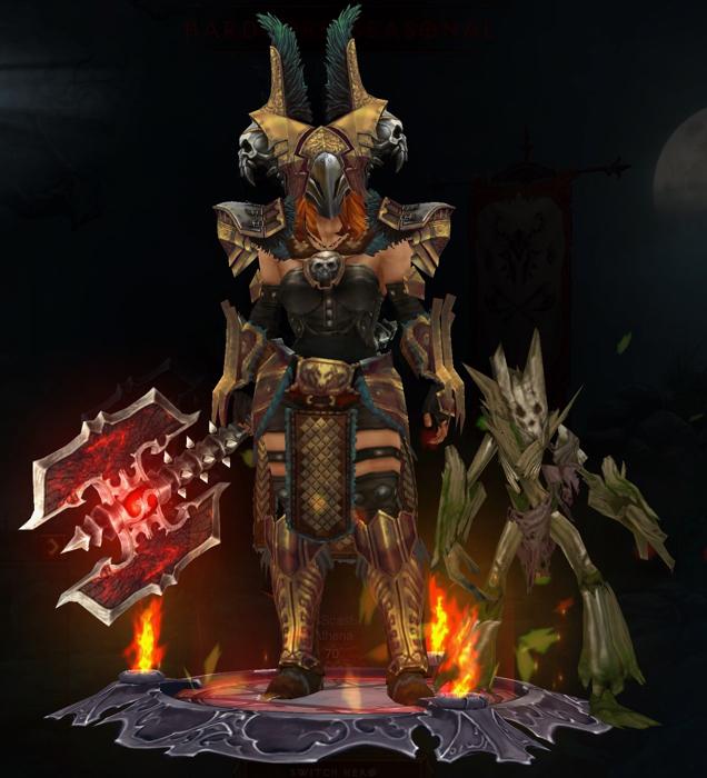 Diablo III – Book of Jen