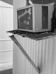 How a Window Air Conditioner Made Me Sick