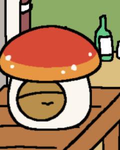 Neko Atsume: Mushroom House