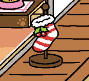 Neko Atsume: Colorful Sock