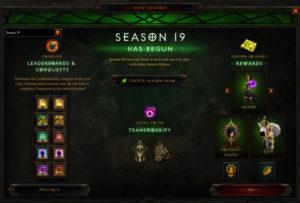 Season 19: Season Rebirth