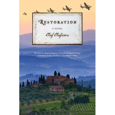 Restoration – by Olaf Olafsson