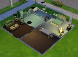 Sims 4: Diana Prince