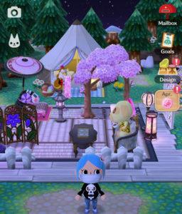 Animal Crossing Pocket Camp: Sakura Festival