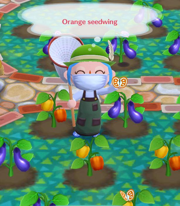 Animal Crossing Pocket Camp: Daisy Mae's Pickin' Patch