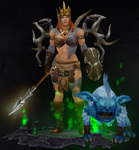 Season 22: Cydaea and The Skeleton King