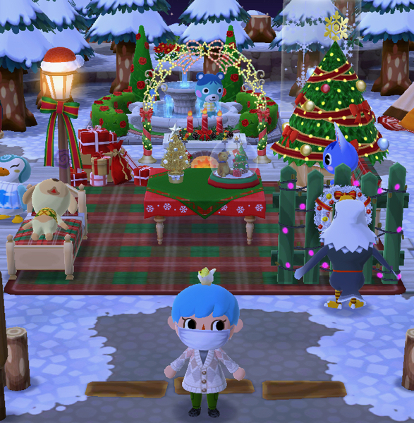 Animal Crossing Pocket Camp: Holiday 2017 Reissued Items