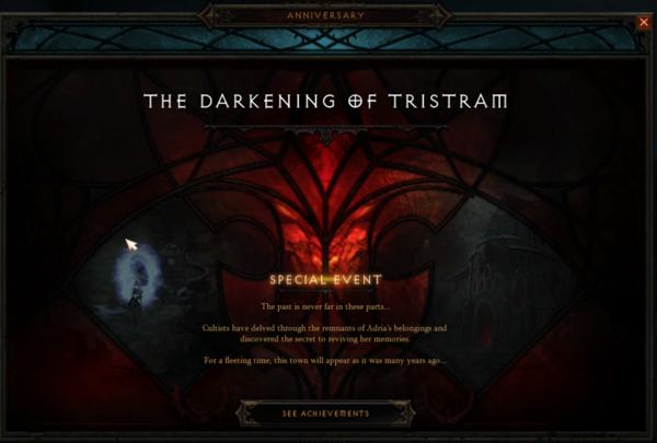 Season 22: Darkening of Tristram Video