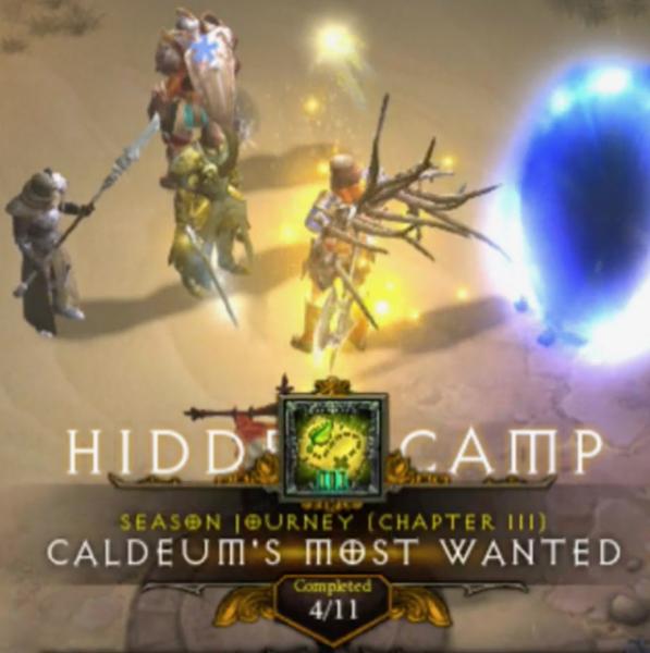Season 22: Caldeum's Most Wanted