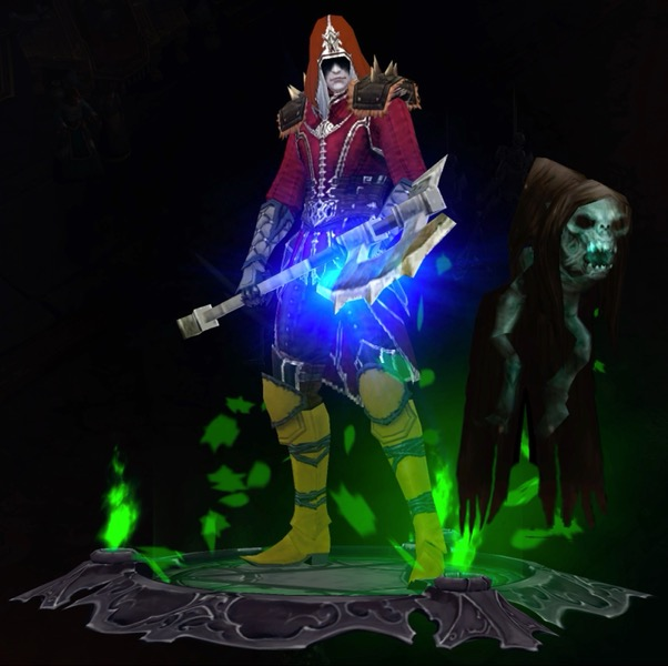 Season 23: Nephalem Rift Hard Difficulty