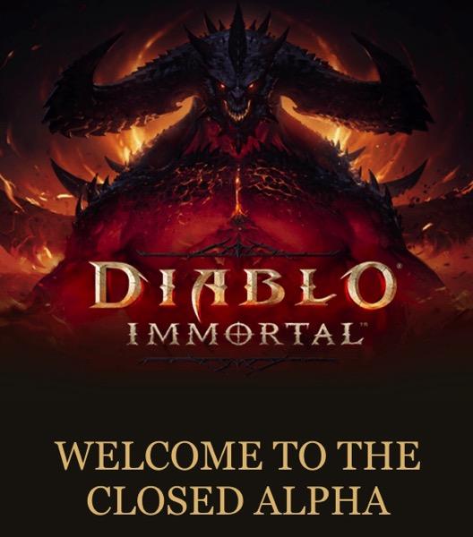 Diablo Immortal Closed Alpha – Early Quests
