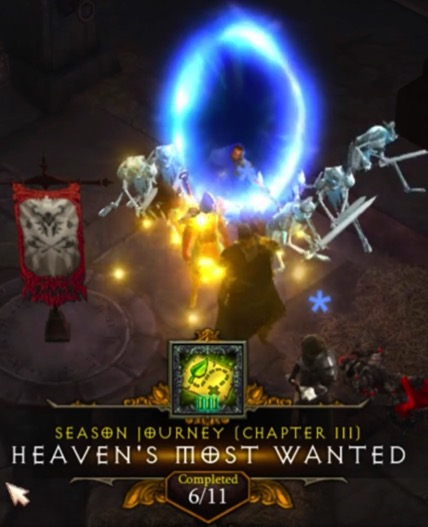 Season 23: Heaven's Most Wanted