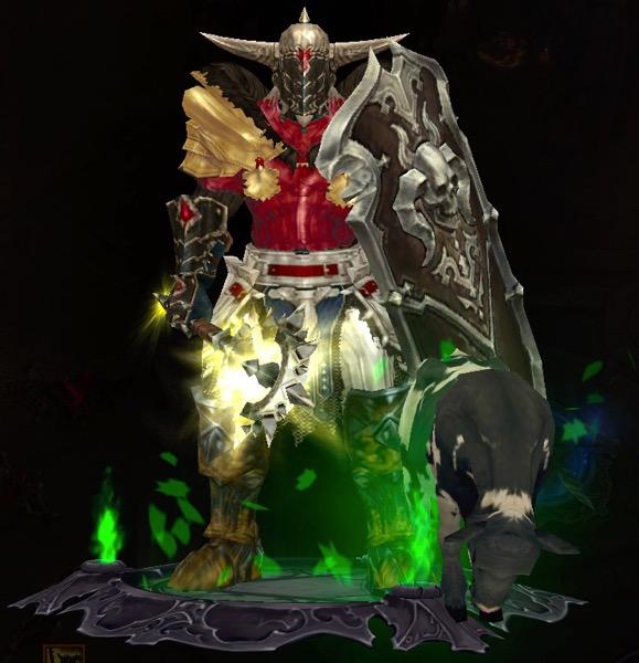 Season 23: Level 70 Barbarian