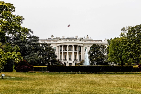 Photo of the White House by Rene DeAndra on Unsplash