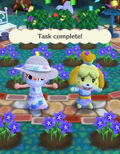 Animal Crossing: Pocket Camp – Isabelle's Creek Cooldown