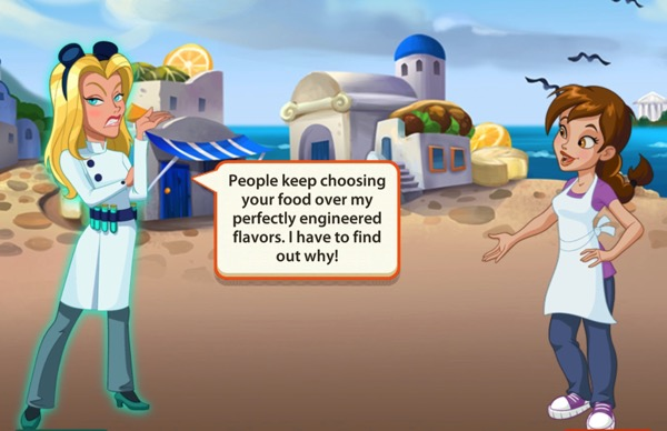 Candace wants to find out why people keep choosing Pepper's food over hers.